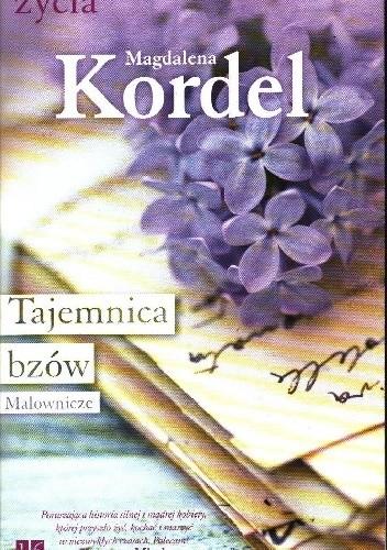 Okładka książki Tajemnica bzów