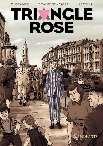 Okładka książki Triangle rose