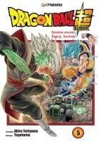 Dragon Ball Super #5: Ostatnie starcie! Żegnaj, Trunksie!