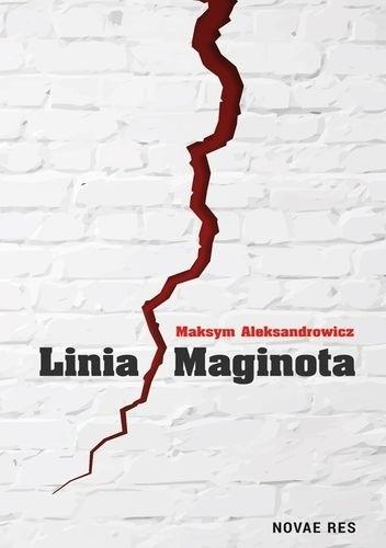 Okładka książki Linia Maginota