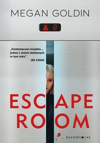 Okładka książki Escape room