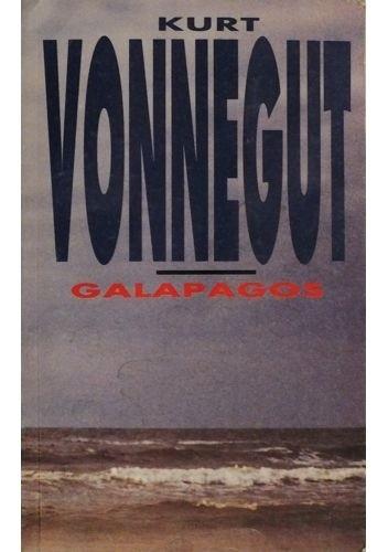 Okładka książki Galapagos