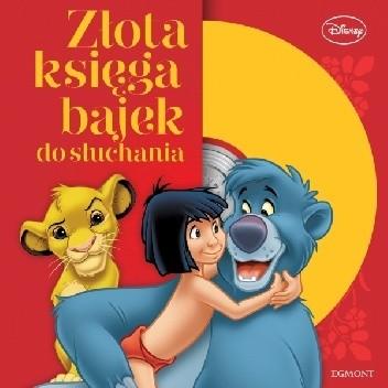 Okładka książki Złota księga bajek do słuchania / Disney
