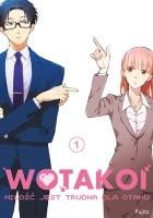 Wotakoi. Miłość jest trudna dla otaku #1