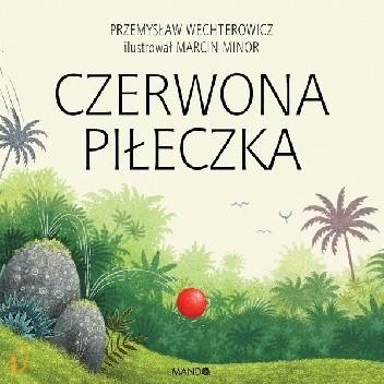 Okładka książki Czerwona piłeczka
