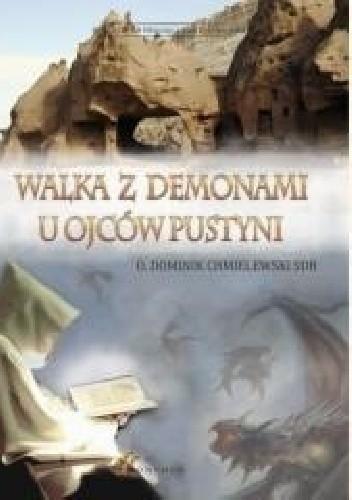 Okładka książki Walka z demonami u Ojców Pustyni