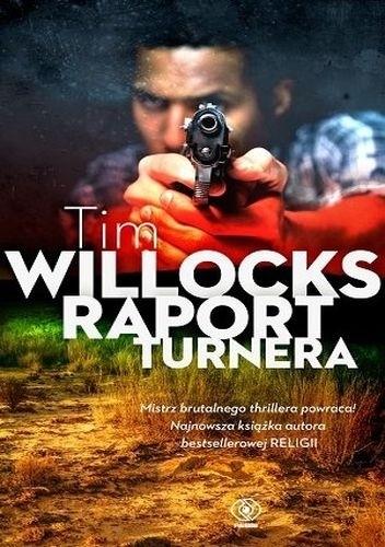 Okładka książki Raport Turnera