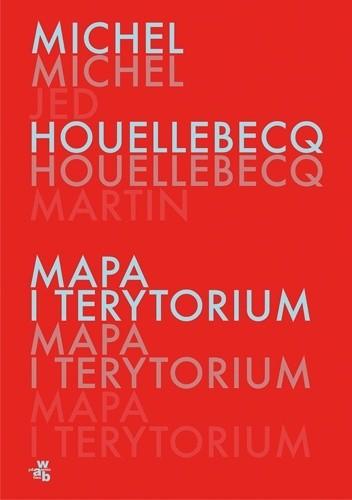 Okładka książki Mapa i terytorium