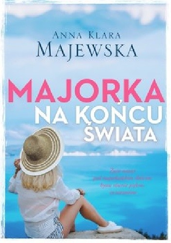 Okładka książki Majorka na końcu świata