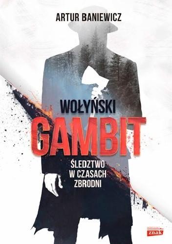 Okładka książki Wołyński gambit