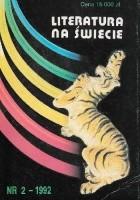 Literatura na Świecie nr 2/1992 (247)