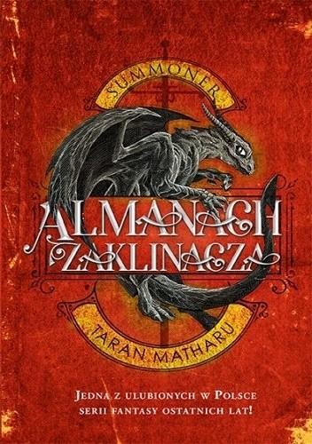 Okładka książki Almanach Zaklinacza