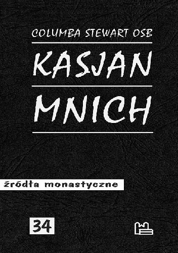 Okładka książki Kasjan mnich