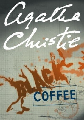 Okładka książki Black Coffee