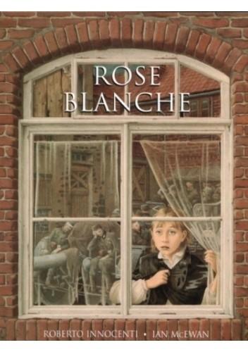 Okładka książki Rose Blanche