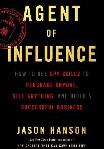 Okładka książki Agent of Influence