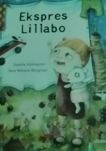 Okładka książki Ekspres Lillabo
