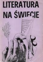 Literatura na Świecie nr 8/1975 (52)
