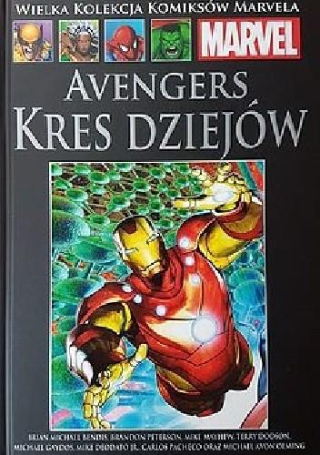 Okładka książki Avengers: Kres Dziejów