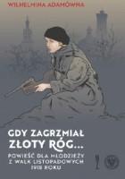 Gdy zagrzmiał złoty róg... Powieść dla młodzieży z walk listopadowych 1918 roku