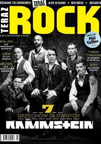 Okładka książki Teraz Rock 5/2019 (195)