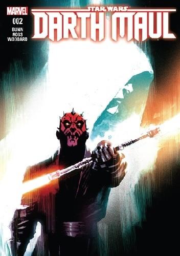 Okładka książki Star Wars: Darth Maul #2