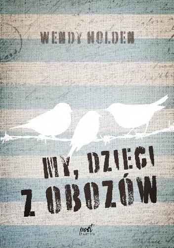Okładka książki My, dzieci z obozów