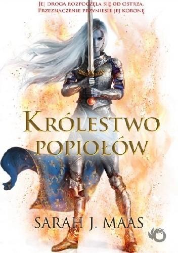 Okładka książki Królestwo Popiołów