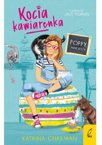 Okładka książki Poppy i inne koty