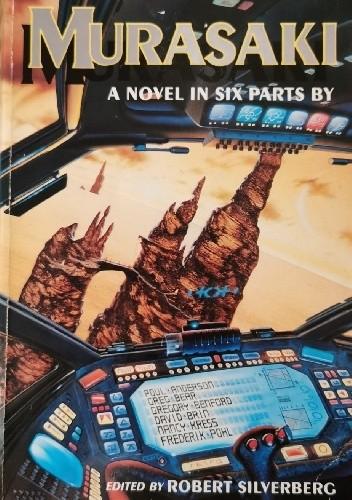 Okładka książki Murasaki: A Novel in Six Parts