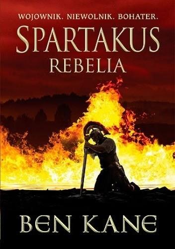 Okładka książki Spartakus. Rebelia