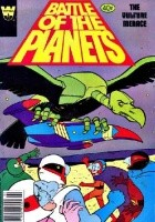 Battle of the Planets #5: The Vulture Menace/The HIdden Enemy