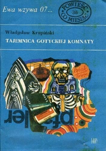 Okładka książki Tajemnica gotyckiej komnaty
