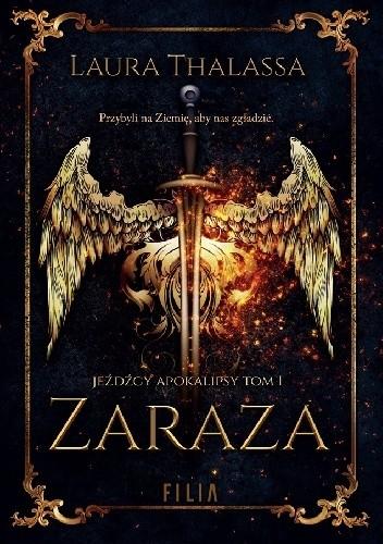 Okładka książki Zaraza