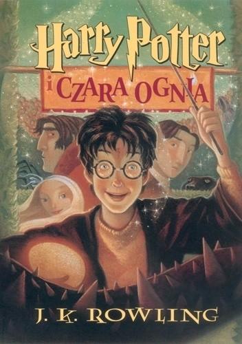 Okładka książki Harry Potter i Czara Ognia(2001-09-29)-J.K.Rowling