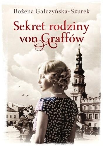 Okładka książki Sekret rodziny von Graffów