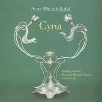 Okładka książki Cyna