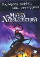 Zew Cthulhu Starter 7 edycja Maski Nyarlathotepa Złowrogie knowania zwiastujące koniec świata