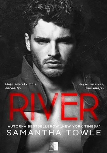 Okładka książki River