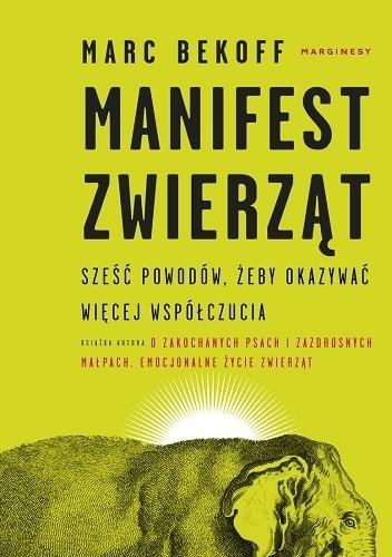 Okładka książki Manifest zwierząt