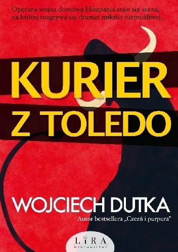 Okładka książki Kurier z Toledo