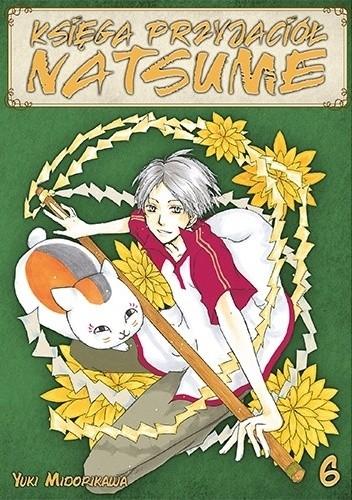 Okładka książki Księga Przyjaciół Natsume #6