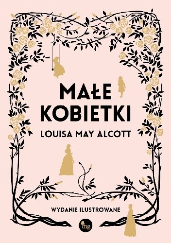 Okładka książki Małe kobietki. Wydanie ilustrowane