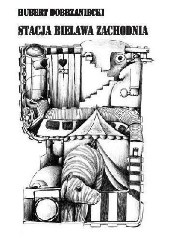 Okładka książki Stacja Bielawa Zachodnia