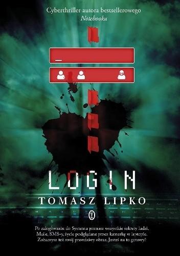 Okładka książki Login