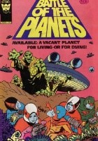 Battle of the Planets #10: Pioneer Planet