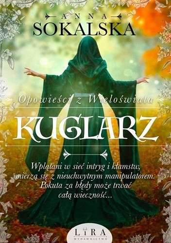Okładka książki Kuglarz