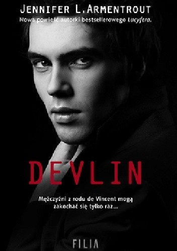 Okładka książki Devlin