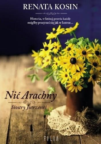 Okładka książki Nić Arachny