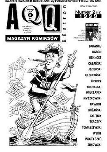 Okładka książki AQQ 18 (2/1999)